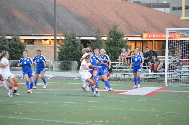 3rd SXU Women's Soccer vs Judson (Ill.) 10/1/13 Photo