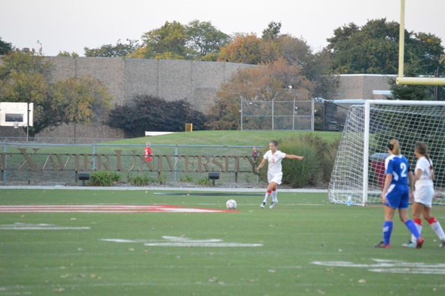 10th SXU Women's Soccer vs Judson (Ill.) 10/1/13 Photo