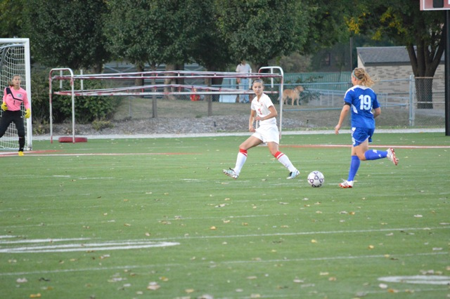 15th SXU Women's Soccer vs Judson (Ill.) 10/1/13 Photo