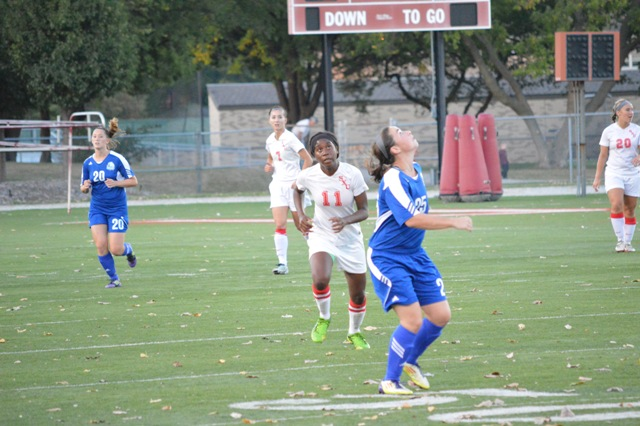 16th SXU Women's Soccer vs Judson (Ill.) 10/1/13 Photo