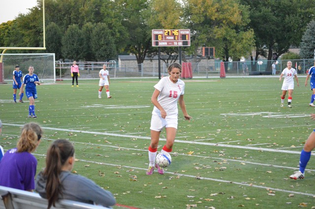 18th SXU Women's Soccer vs Judson (Ill.) 10/1/13 Photo