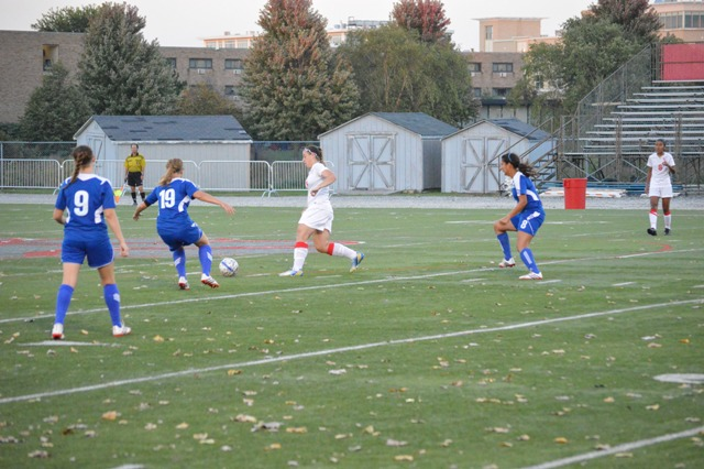 19th SXU Women's Soccer vs Judson (Ill.) 10/1/13 Photo