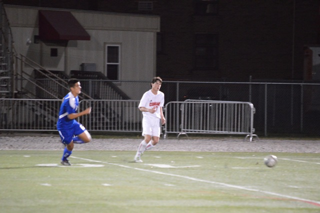 SXU Men's Soccer vs Judson (Ill.) 10/2/13 - Photo 1