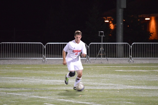 SXU Men's Soccer vs Judson (Ill.) 10/2/13 - Photo 2