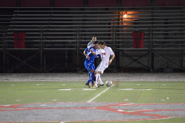 SXU Men's Soccer vs Judson (Ill.) 10/2/13 - Photo 3