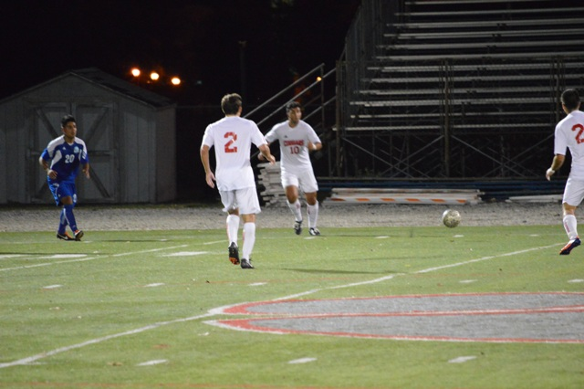SXU Men's Soccer vs Judson (Ill.) 10/2/13 - Photo 10