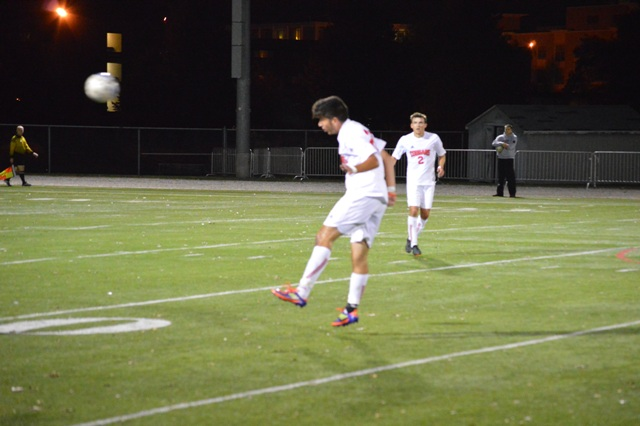 SXU Men's Soccer vs Judson (Ill.) 10/2/13 - Photo 17