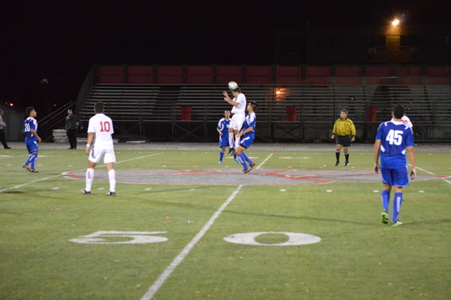 SXU Men's Soccer vs Judson (Ill.) 10/2/13 - Photo 18