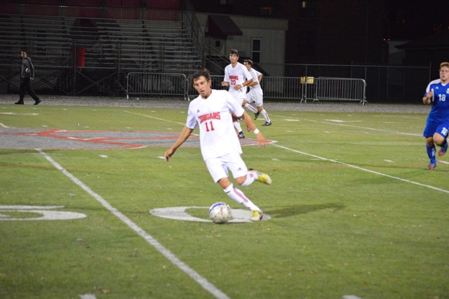 SXU Men's Soccer vs Judson (Ill.) 10/2/13 - Photo 26