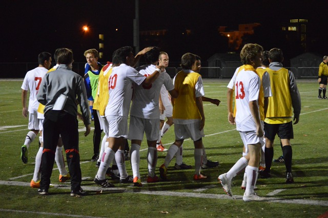 SXU Men's Soccer vs Judson (Ill.) 10/2/13 - Photo 31