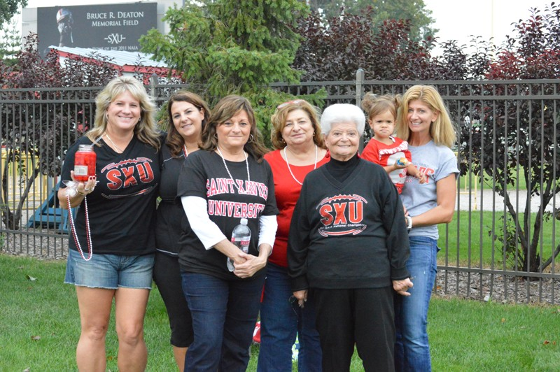 8th SXU Football at Homecoming Weekend 10/5/13 Photo