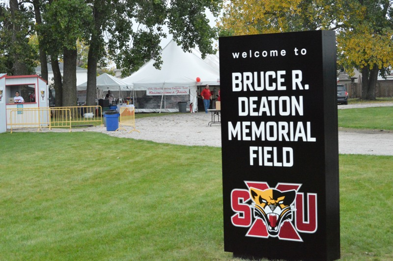 10th SXU Football at Homecoming Weekend 10/5/13 Photo