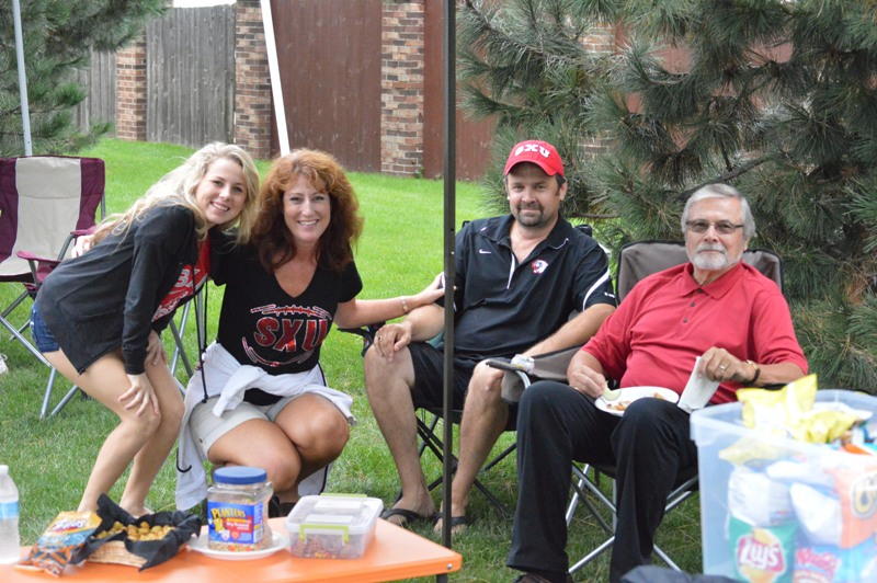 16th SXU Football at Homecoming Weekend 10/5/13 Photo