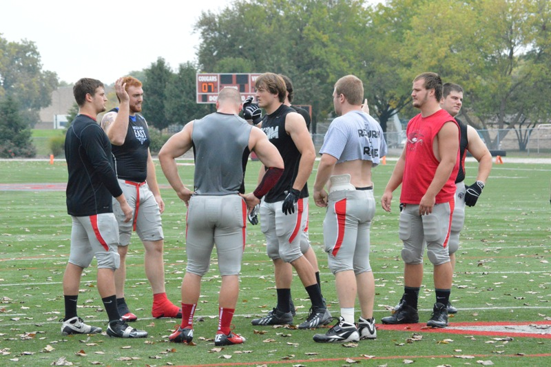 19th SXU Football at Homecoming Weekend 10/5/13 Photo