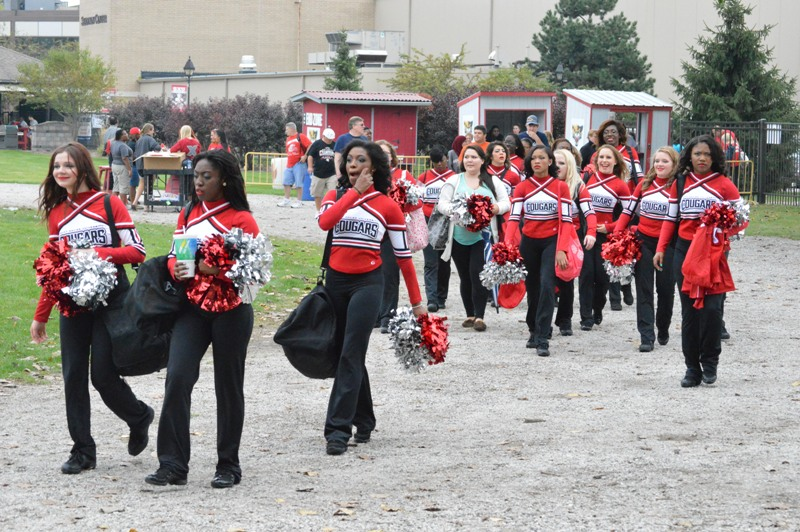 26th SXU Football at Homecoming Weekend 10/5/13 Photo