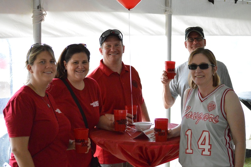 27th SXU Football at Homecoming Weekend 10/5/13 Photo