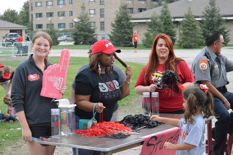 30th SXU Football at Homecoming Weekend 10/5/13 Photo