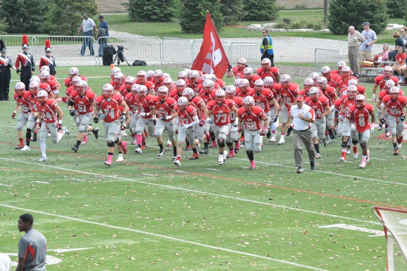 36th SXU Football at Homecoming Weekend 10/5/13 Photo