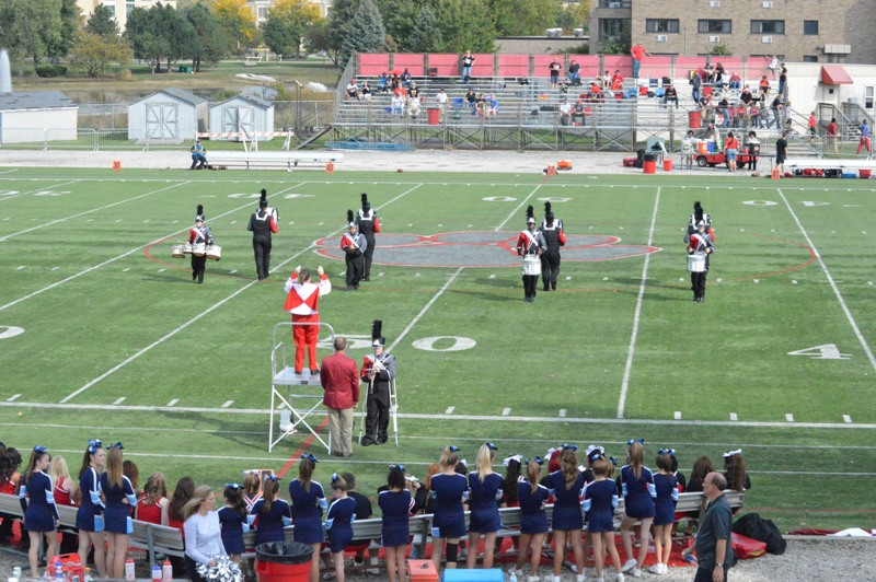 37th SXU Football at Homecoming Weekend 10/5/13 Photo