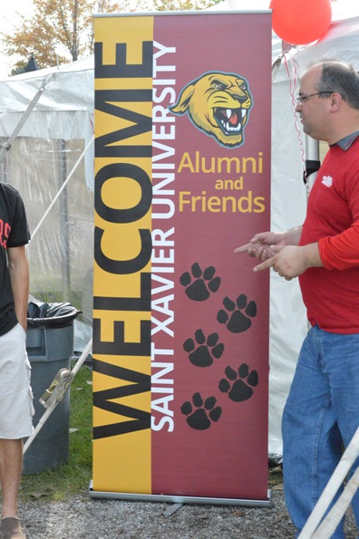 39th SXU Football at Homecoming Weekend 10/5/13 Photo