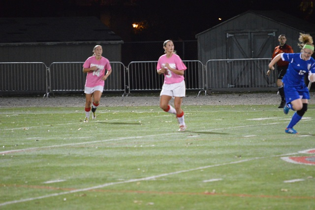 12th SXU Women's Soccer vs. Trinity International 10-9-13 Photo
