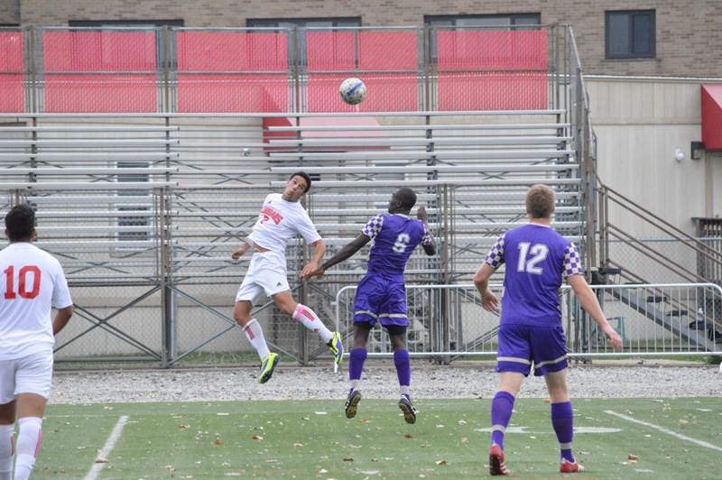 10th SXU Men's Soccer vs Olivet Nazarene (Ill.) 10/12/13 Photo