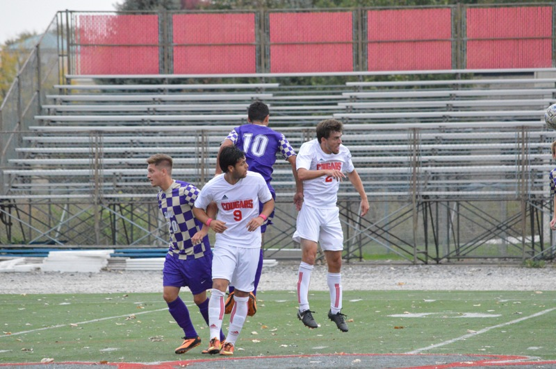 11th SXU Men's Soccer vs Olivet Nazarene (Ill.) 10/12/13 Photo