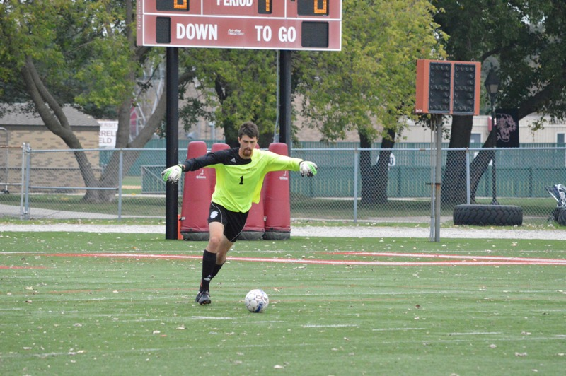 14th SXU Men's Soccer vs Olivet Nazarene (Ill.) 10/12/13 Photo