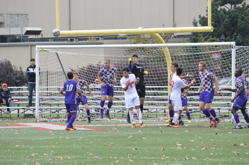 15th SXU Men's Soccer vs Olivet Nazarene (Ill.) 10/12/13 Photo