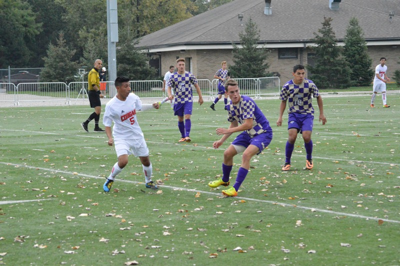 21st SXU Men's Soccer vs Olivet Nazarene (Ill.) 10/12/13 Photo