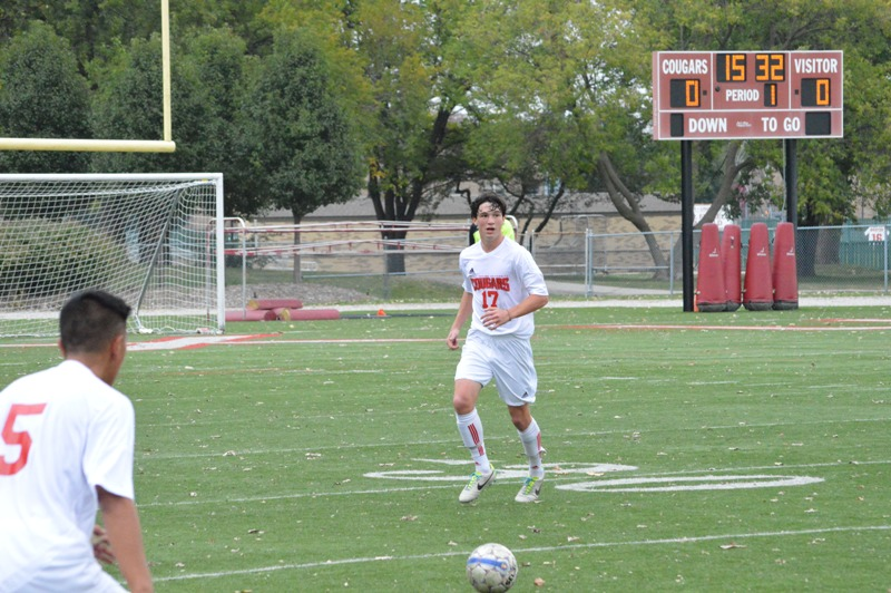 24th SXU Men's Soccer vs Olivet Nazarene (Ill.) 10/12/13 Photo