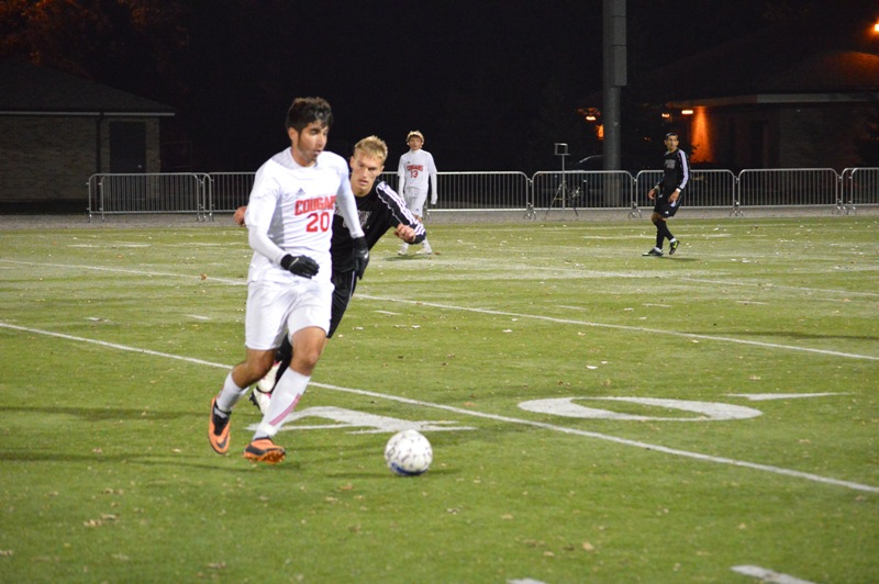 8th SXU Men's Soccer vs Calumet College (Ind.) 10/16/13 Photo
