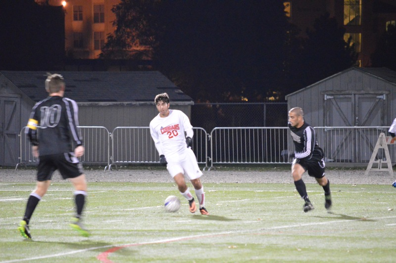 12th SXU Men's Soccer vs Calumet College (Ind.) 10/16/13 Photo