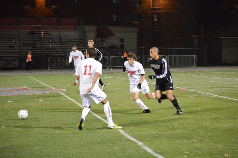 13th SXU Men's Soccer vs Calumet College (Ind.) 10/16/13 Photo