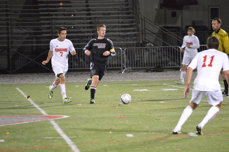 15th SXU Men's Soccer vs Calumet College (Ind.) 10/16/13 Photo