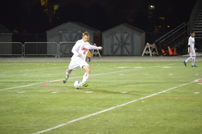 17th SXU Men's Soccer vs Calumet College (Ind.) 10/16/13 Photo