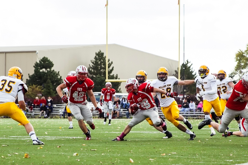 SXU Football vs. William Penn University - 10-26-13 - Photo 1