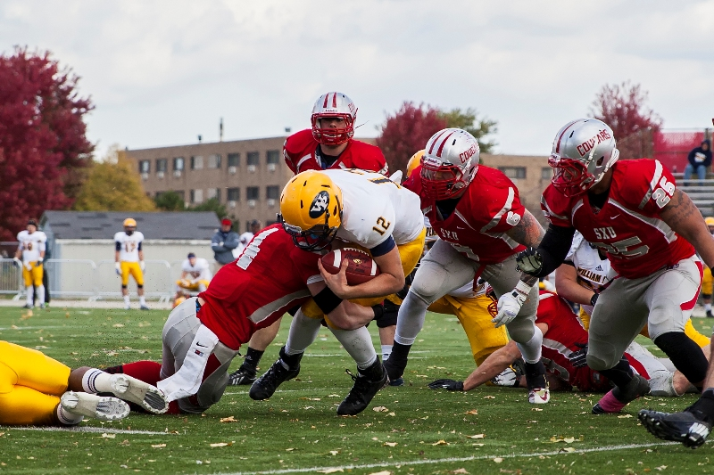 SXU Football vs. William Penn University - 10-26-13 - Photo 2