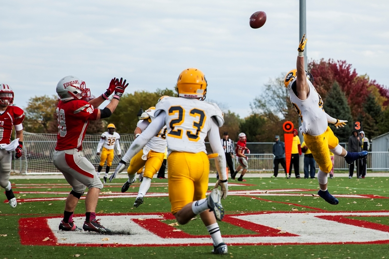 SXU Football vs. William Penn University - 10-26-13 - Photo 4