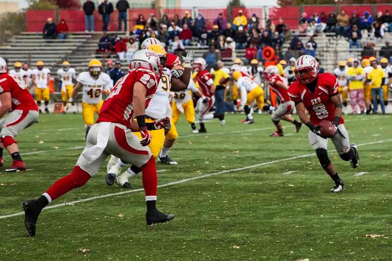 SXU Football vs. William Penn University - 10-26-13 - Photo 5