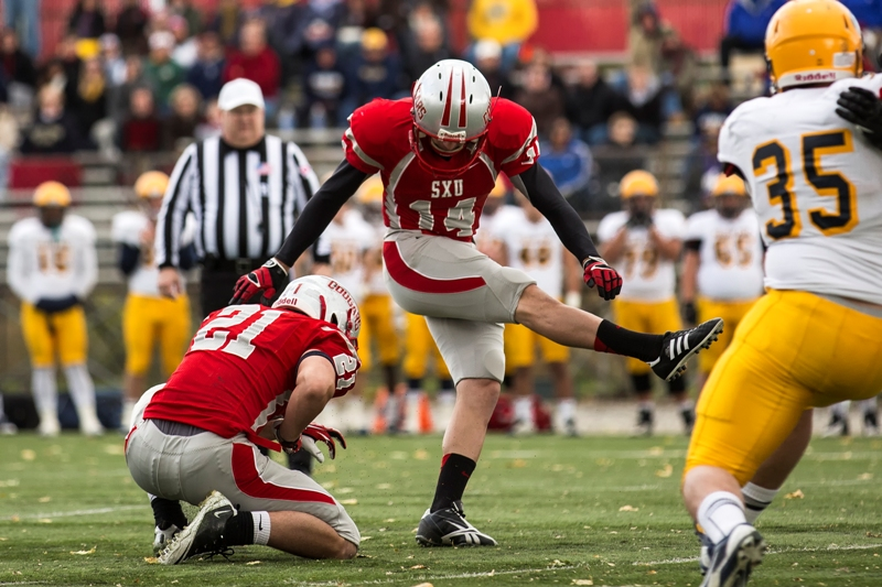 SXU Football vs. William Penn University - 10-26-13 - Photo 10