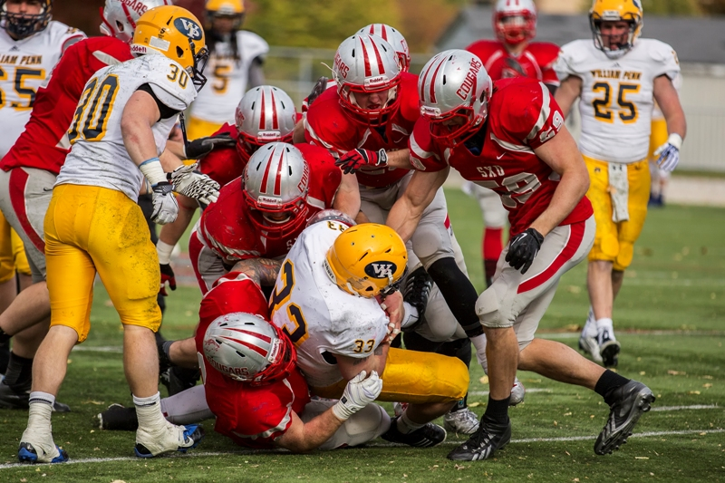 SXU Football vs. William Penn University - 10-26-13 - Photo 15