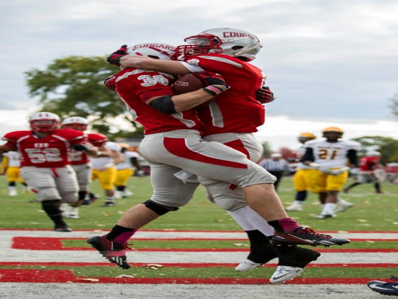 SXU Football vs. William Penn University - 10-26-13 - Photo 23