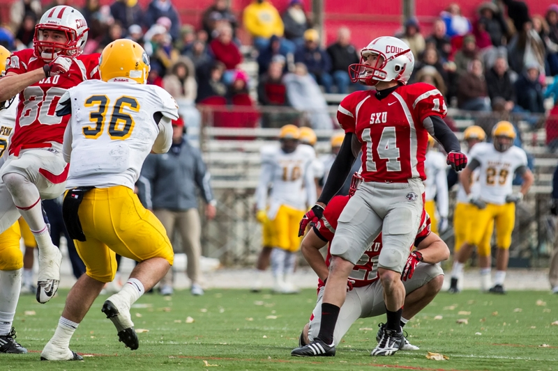 SXU Football vs. William Penn University - 10-26-13 - Photo 25