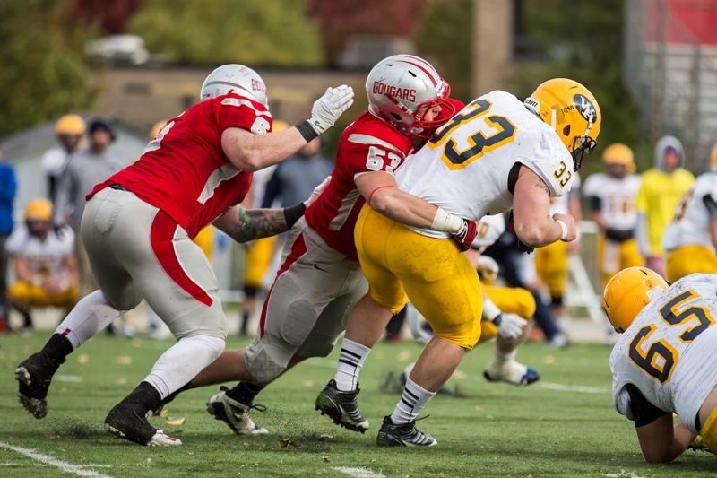 SXU Football vs. William Penn University - 10-26-13 - Photo 26