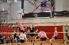 2nd SXU Women's Volleyball vs Trinity International (Ill.) 10/29/13 Photo