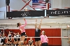 7th SXU Women's Volleyball vs Trinity International (Ill.) 10/29/13 Photo