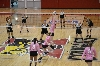 14th SXU Women's Volleyball vs Trinity International (Ill.) 10/29/13 Photo