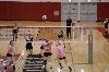 15th SXU Women's Volleyball vs Trinity International (Ill.) 10/29/13 Photo