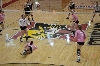 16th SXU Women's Volleyball vs Trinity International (Ill.) 10/29/13 Photo